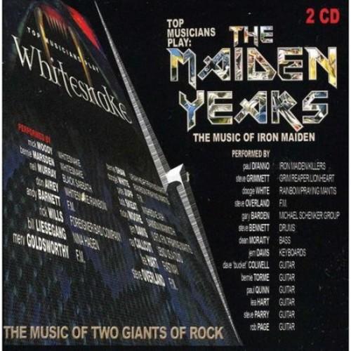 Whitesnake/Iron Maiden: As Performed By [CD]