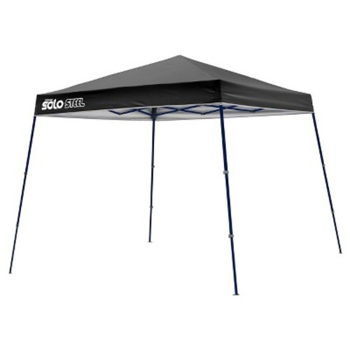 Quik Shade 9' x 9' Solo Steel 50 Slant Leg Canopy