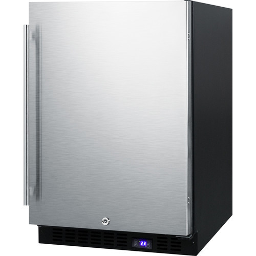 Summit Built-In 4.72 cu.ft. Frost-Free Upright Freezer