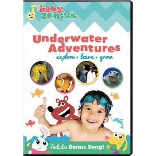 Baby Genius:Underwater Adventures (DVD)