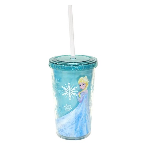 Disney's Frozen Elsa 12-oz. Straw Tumbler by Jumping Beans