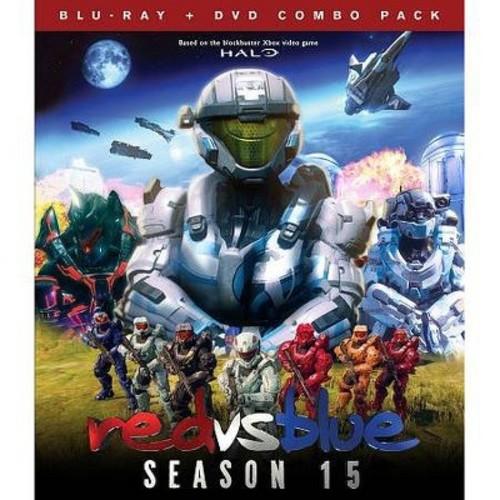 Red Vs Blue:Season 15 (DVD)