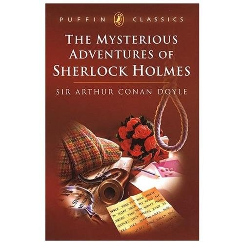 Mysterious Adventures of Sherlock Holmes Arthur Conan Doyle