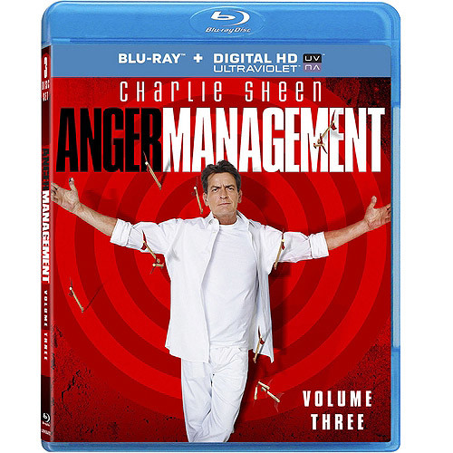 Anger Management, Vol. 3 (Blu-ray + Digital HD) (Widescreen)