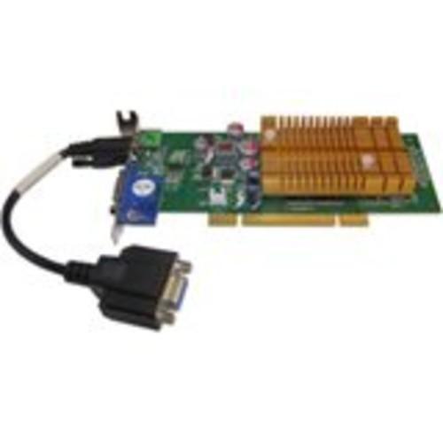 Jaton GeForce 6200 256MB DDR2 VGA Low-Profile PCI Video Card VIDEO-348PCI-LX