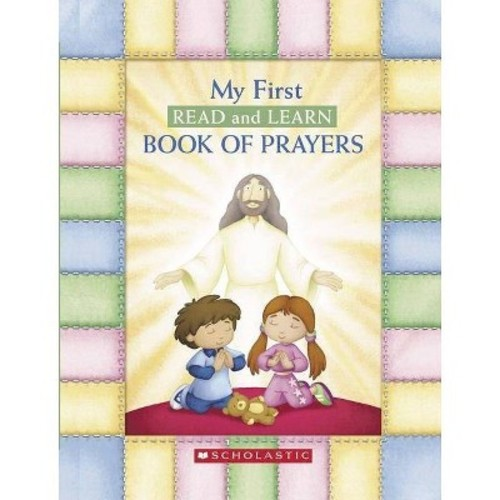 My First Read and Learn Book of Prayers (Hardcover) (Mary Manz Simon)