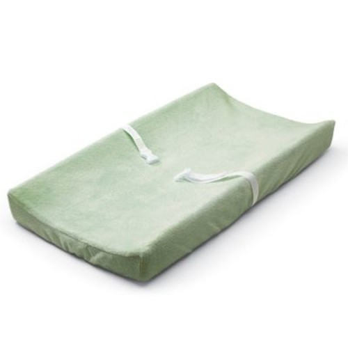 Summer Infant Ultra Plush Changing Pad Cover, Sage [1]