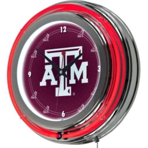 Trademark Games Texas A&M Aggies 14'' Neon Clock