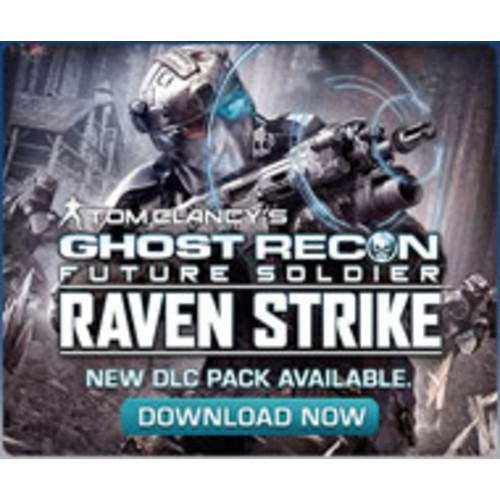 Ghost Recon Future Soldier: Raven Strike Map Pack [Digital]