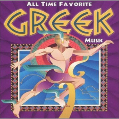 All Time Favorite Greek Music [CD]