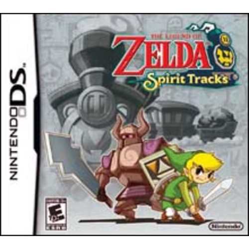The Legend of Zelda: Spirit Tracks [Pre-Owned]