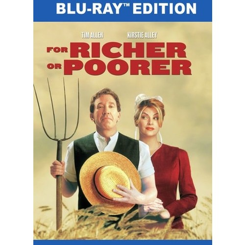 For Richer or Poorer [Blu-ray] [1997]