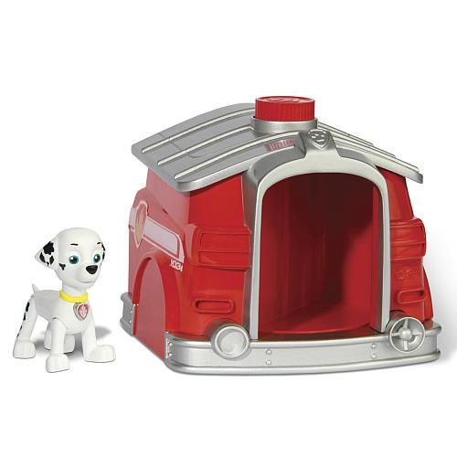 Nickelodeon Paw Patrol Pup 2 Hero Marshall Playset