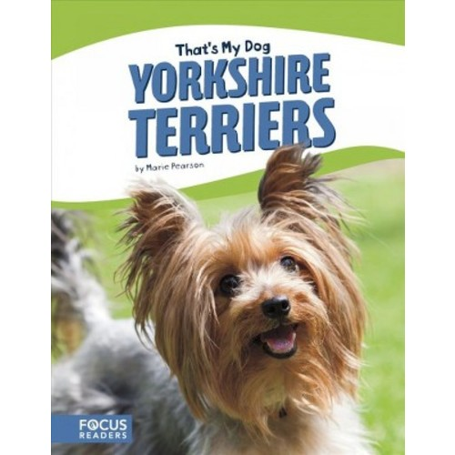 Yorkshire Terriers (Paperback) (Marie Pearson)