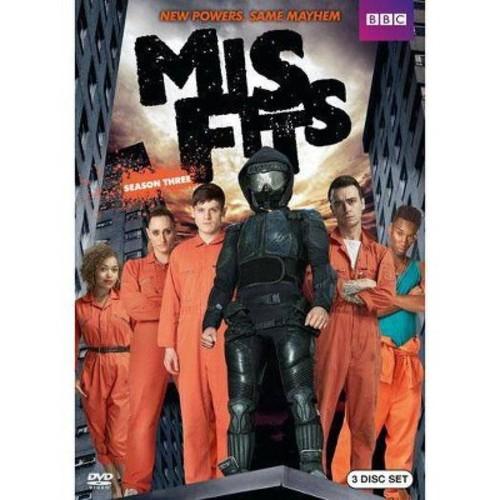 Misfits: Season Three [2 Discs]