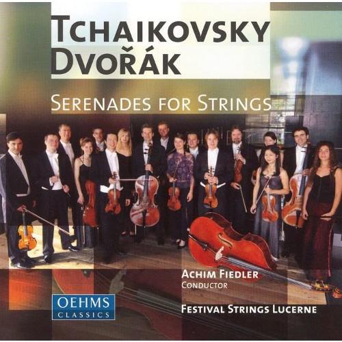 Tchaikovsky, Dvork: Serenades for Strings [CD]