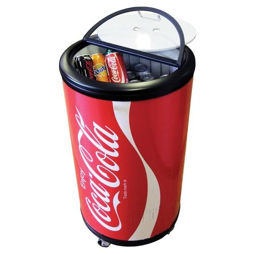 Koolatron Coca Cola Indoor/Outdoor Party Fridge