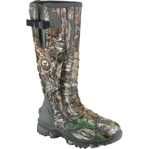 Irish Setter by Red Wing Men's Rutmaster 17in. Waterproof Knee Boots with 800g Insulation  Realtree Xtra Camo, Size 10