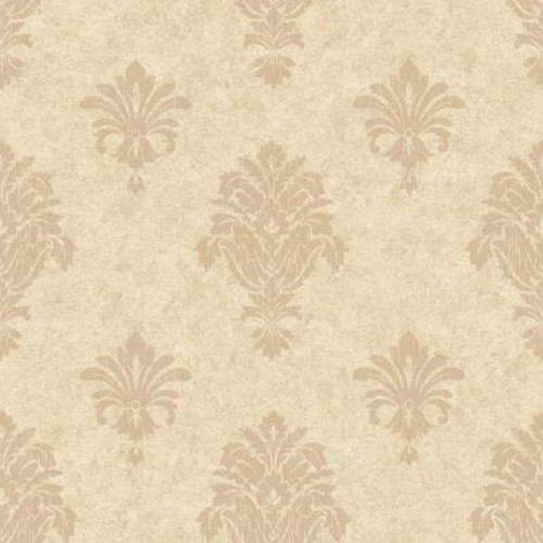 York Wallcoverings Distressed Spot Wallpaper