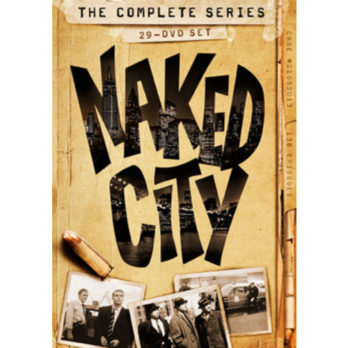 Naked City: The Complete Series (Full Frame)