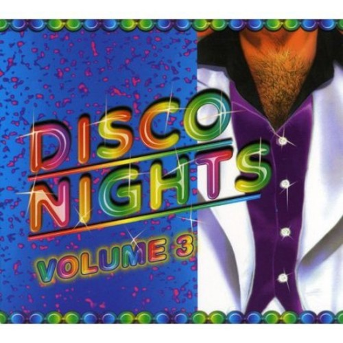 Disco Nights Vol.3 0898 CD (2008)