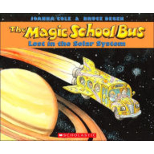 The Magic School Bus Lost in the Solar System (Magic School Bus Series)