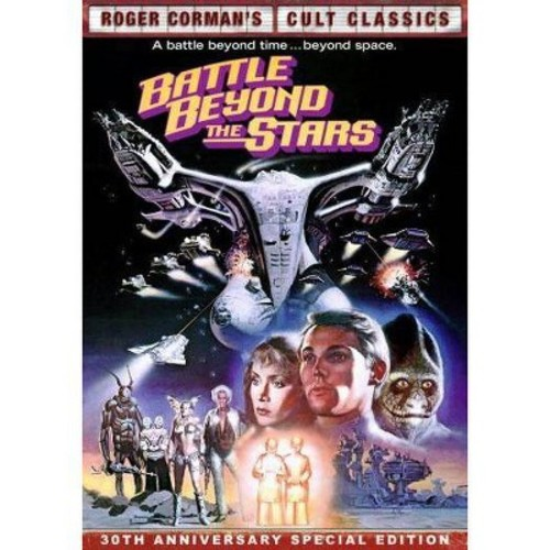 Roger Corman's Cult Classics: Battle Beyond the Stars DD5.1/DD2