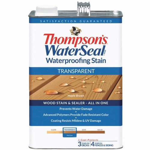 Thompson's WaterSeal Thompsons WaterSeal Transparent Waterproofing Stain - TH.041821-16