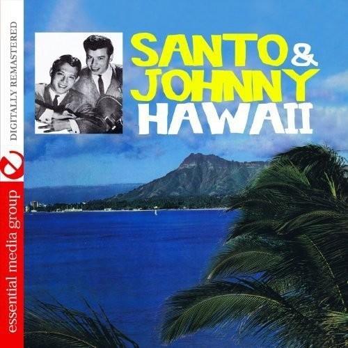 Santo & Johnny - Hawaii [CD]