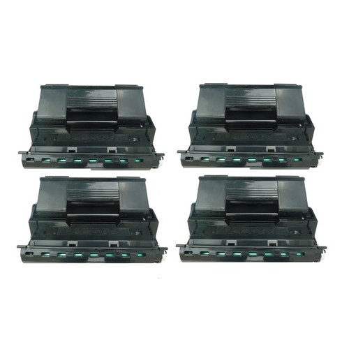 Replacing Okidata 52123601 Toner Cartridge for OKI B710 B710dn B710n B720 B720dn B720n B730 B730dn B730n Printers (Pack of 4)