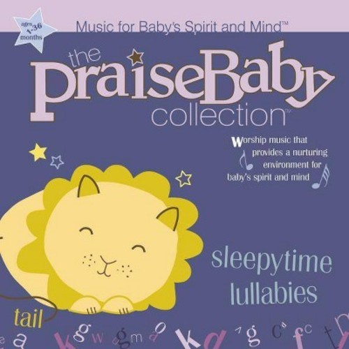Various - Praise baby collection:Sleepytime lul (CD)