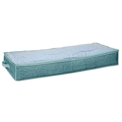 Simplify Dusty Blue Under The Bed Storage Bag
