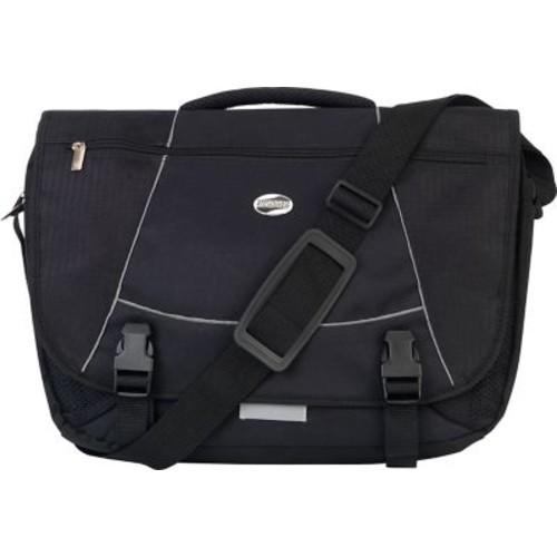 American Tourister Messenger Bag, Black
