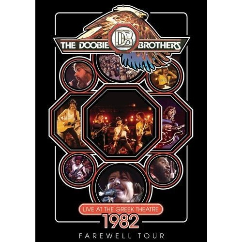Live At the Greek Theatre 82 [DVD]