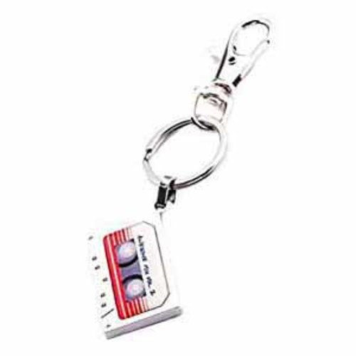 Marvel Guardians of The Galaxy Awesome Mix Vol 2 Keyring