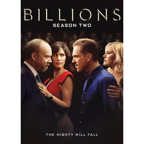 Billions: Season Two [4 Discs] [DVD]