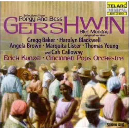 Cincinnati Pops Orchestra - Gershwin:Porgy & Bess (Selections) / Blue Monday (Original Version)