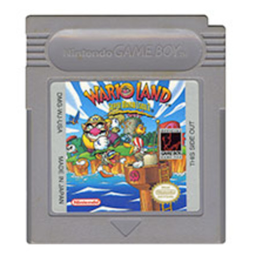 Super Mario Land 3: Wario Land [Pre-Owned]
