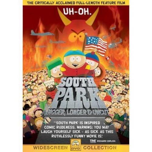 South Park:Bigger Longer & Uncut (DVD)