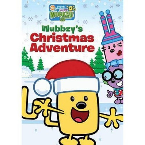 Wow! Wow! Wubbzy!: Wubbzy's Christmas Adventure