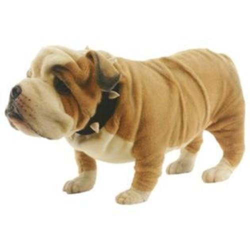 Hansa British Bulldog Plush Toy 25