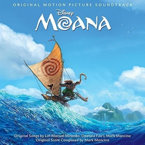 Moana (Original Soundtrack) [Audio CD]
