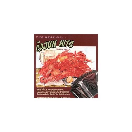 Vol. 5-Best Of The Cajun Hits CD (2002)
