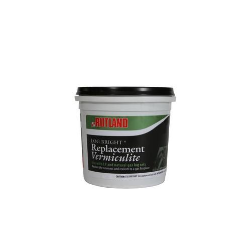 Rutland 5 oz. Log Bright Vermiculite Tub