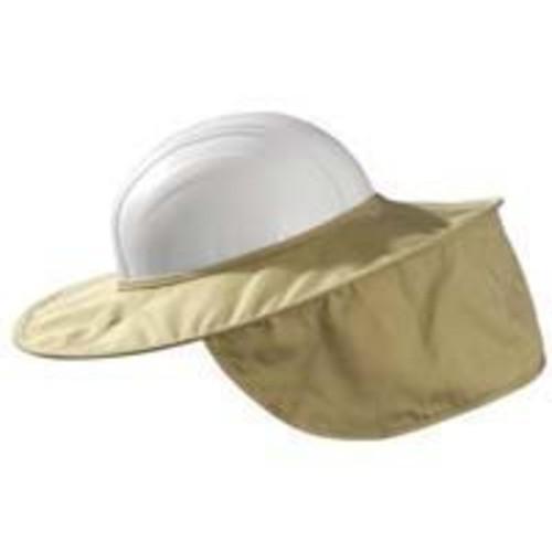 Occunomix 899-KHK Stow-Away Hard Hat Shade, Khaki