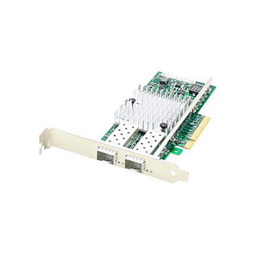 AddOn Cisco UCSC-PCIE-CSC-02 Comparable 10Gbs Dual Open SFP+ Port Network Interface Card with PXE boot