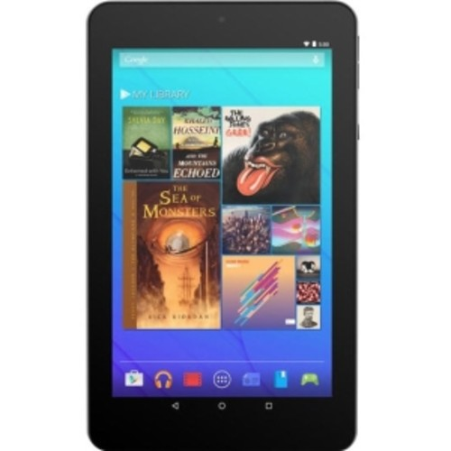 Ematic EGQ347BL High-Definition Tablet, 7