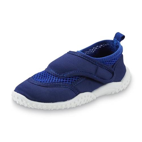 Athletech Toddler Boy's Swim Blue Water Shoe
