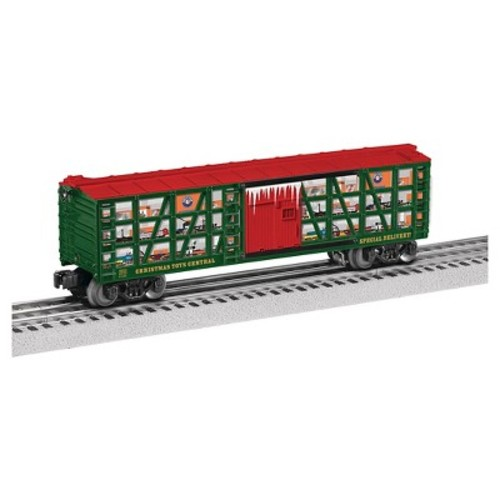 Lionel Christmas Toys Stock Car