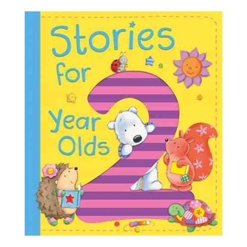Ewa Lipniacka; Alison Ritchie; Jo Brown Stories for 2 Year Olds